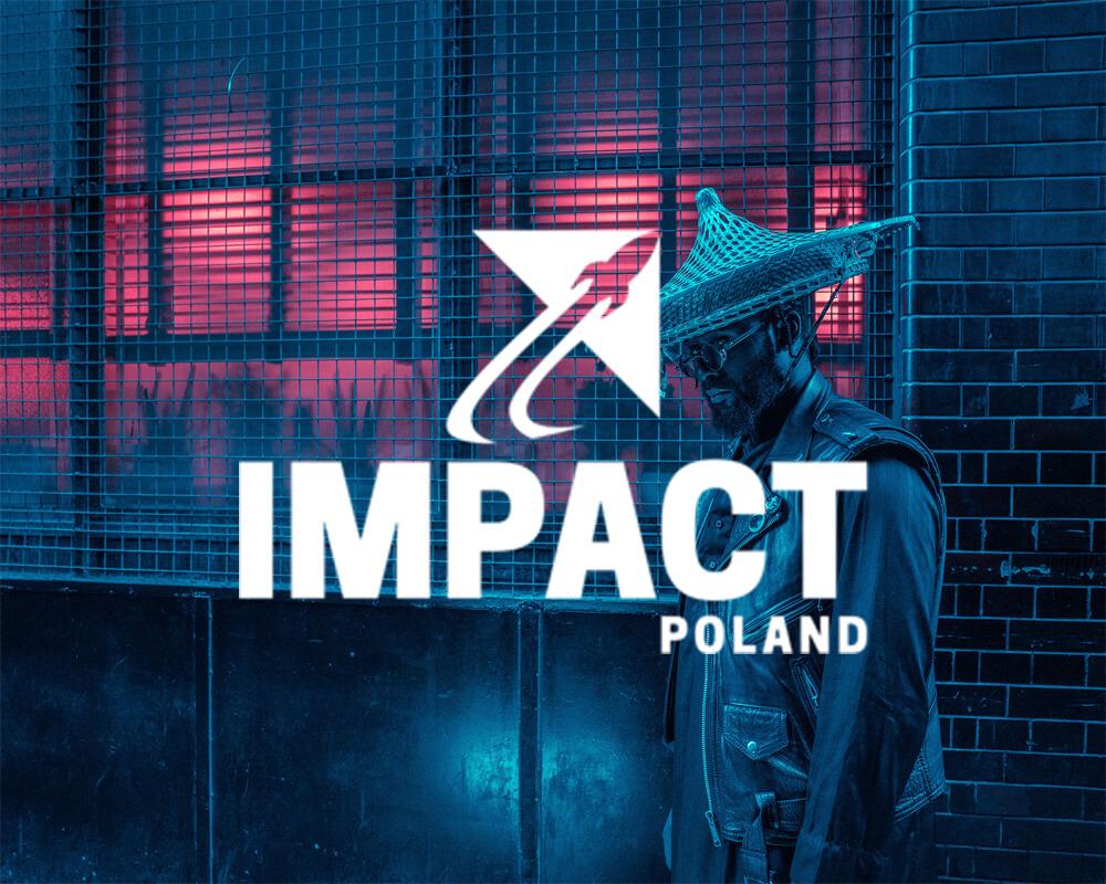 Banner promujący Impact Poland